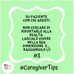 Caregivers - consiglio 3