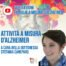 Stefania Caneparo videolezione sulle attività dedicate ai malati di Alzheimer
